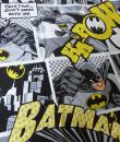 Batman fabric