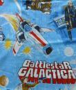 Battlestar Galactica fabric