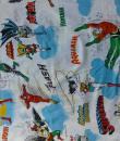 DC Comics Vintage 1977 fabric